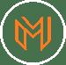 Momentumm logo white